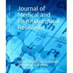 Научный журнал «Journal of Medical and Pharmaceutical Research (International Conference «Medicine and Pharmaceuticals: Current Issues and Research»)» (1 (5))